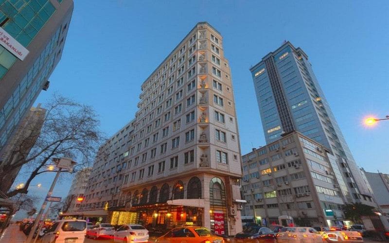 هتل Hotel Marla Izmir