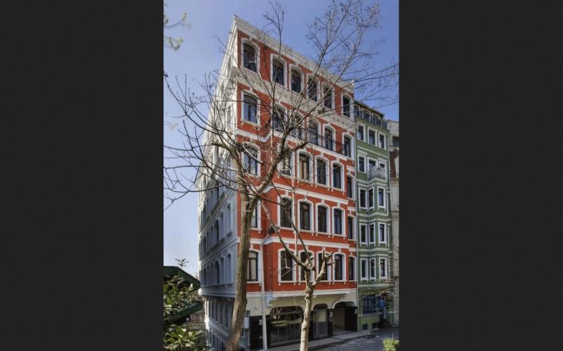 هتل Juno Hotel Taksim Istanbul