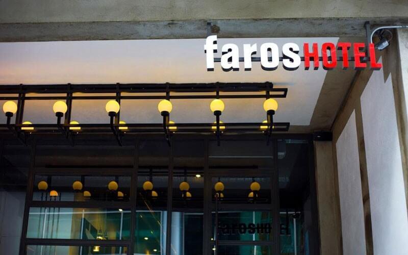 هتل Faros Hotel Taksim Istanbul