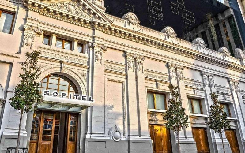 هتل Sofitel Istanbul Taksim