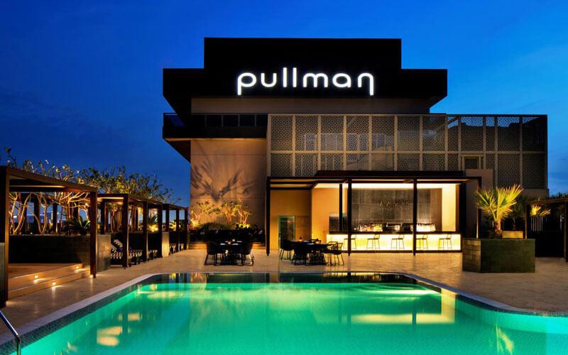هتل پولمن کریک سیتی سنتر دبی
