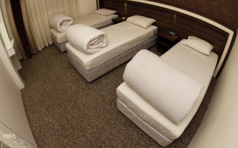 هتل آپارتمان شفق مشهد