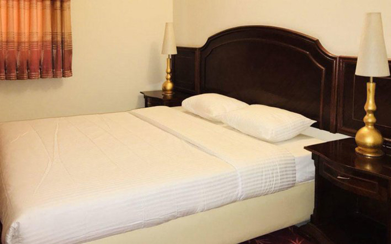 هتل پارامیدا شاهرود