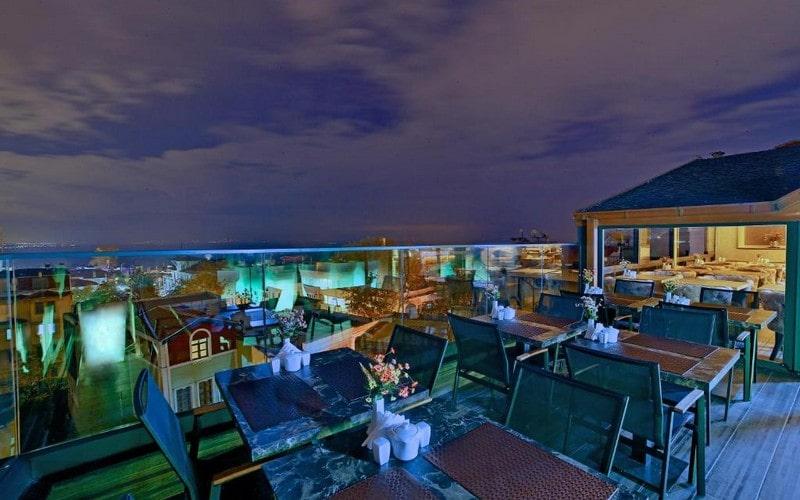 هتل Hotel Perula Istanbul