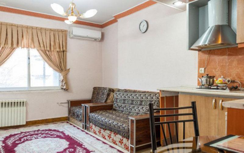 هتل آپارتمان مینا مشهد