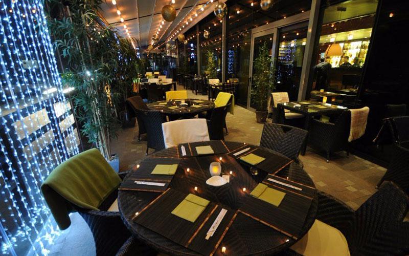 رستوران چیو چیو سان باکو