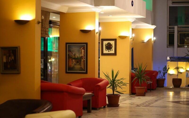هتل Tuntas Beach Hotel Didim