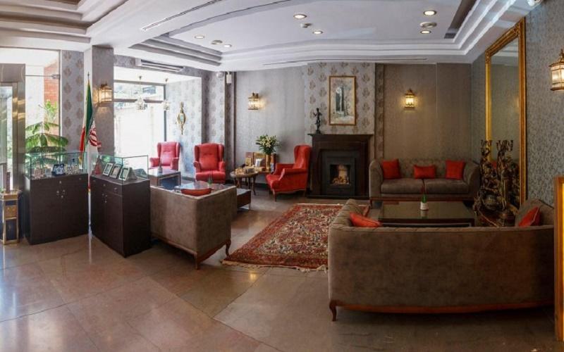 هتل آپارتمان طوبی تهران