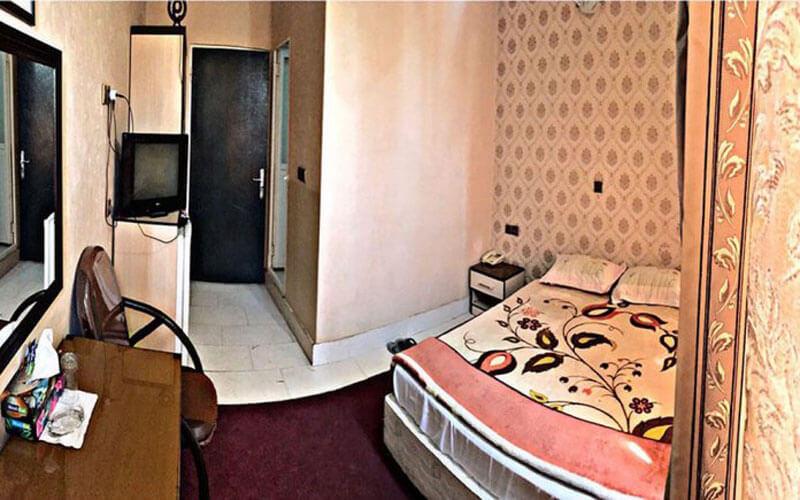 هتل ایران تبریز
