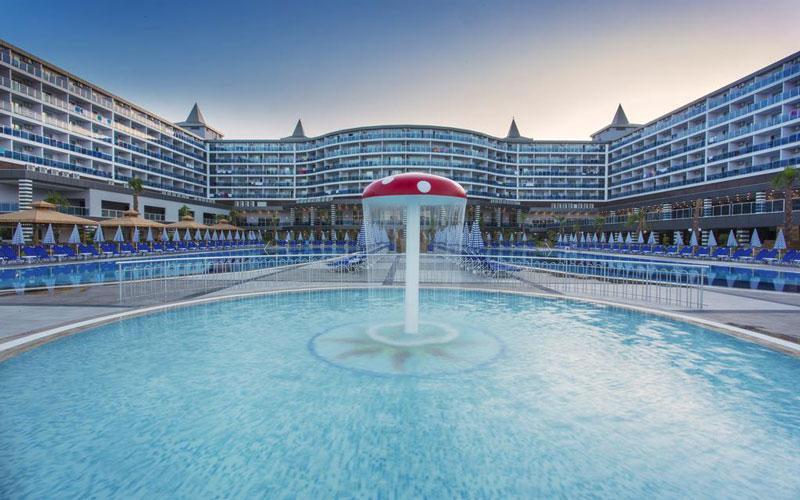 هتل Eftalia Ocean Alanya