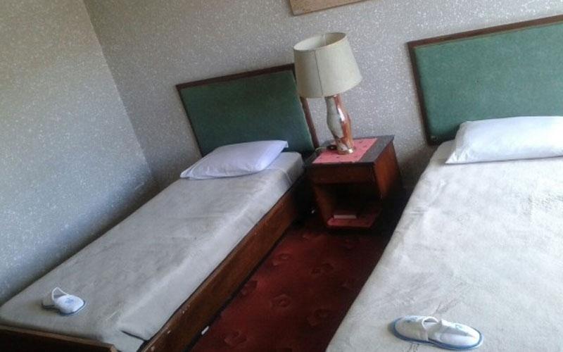 هتل جهانگردی داران اصفهان
