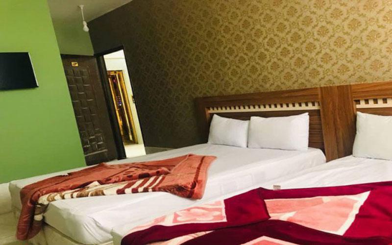 هتل آپارتمان کاشانه مشهد