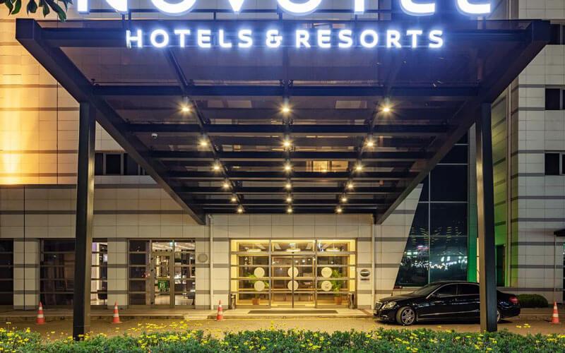 هتل نووتل ترابزون