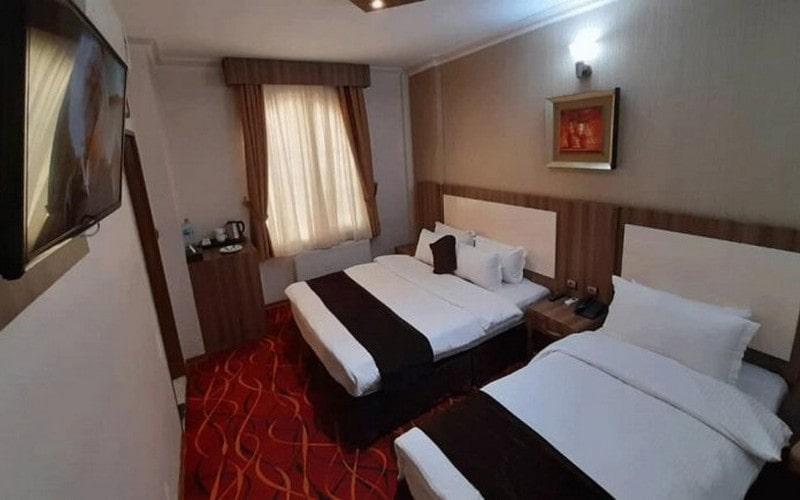هتل پرستاره مشهد