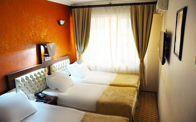 هتل الان استانبول