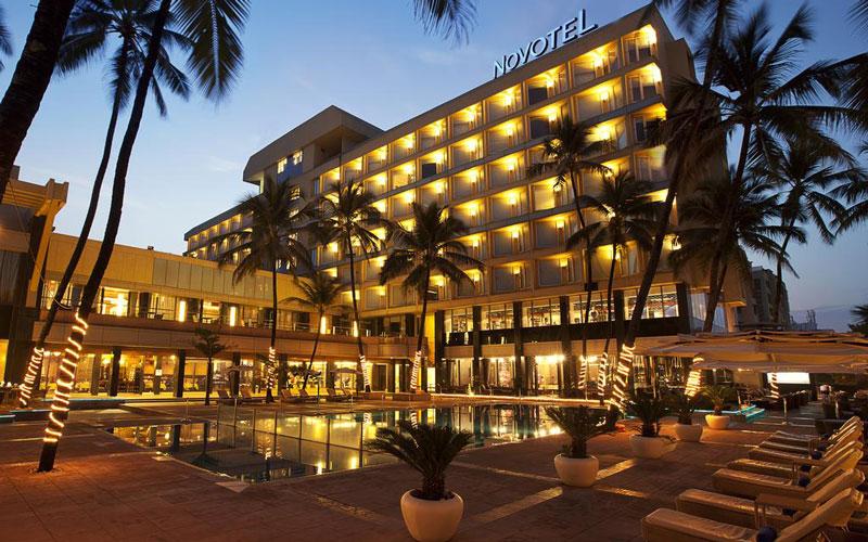 هتل نووتل جوهو بیچ بمبئی