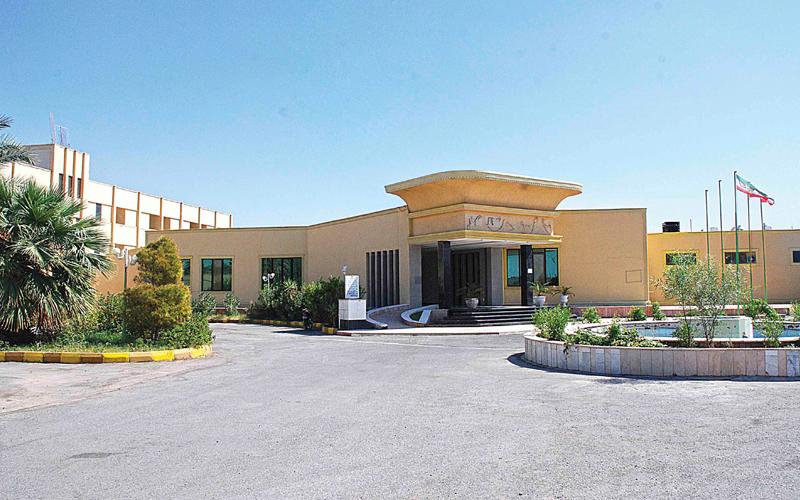هتل پارسیان آزادی بم