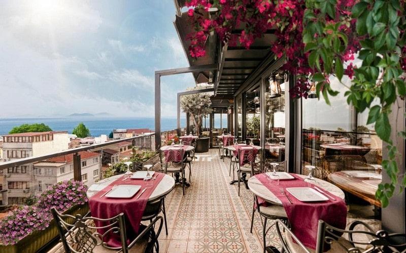 هتل Skalion Hotel & SPA Istanbul