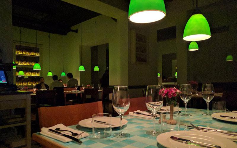 رستوران ینی لوکانتا استانبول