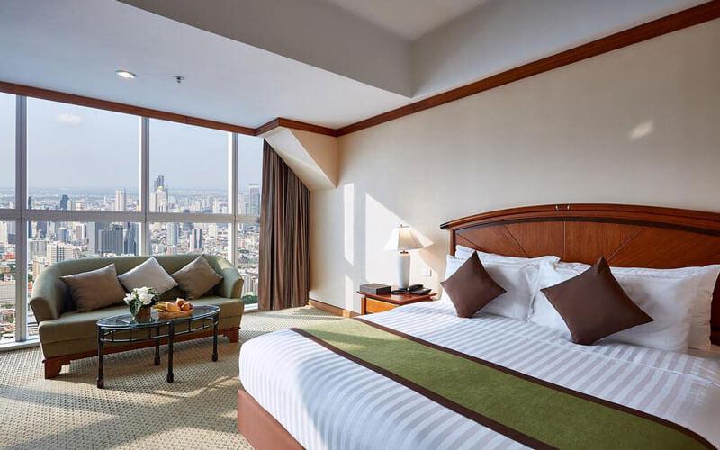 هتل Baiyoke Sky Hotel Bangkok