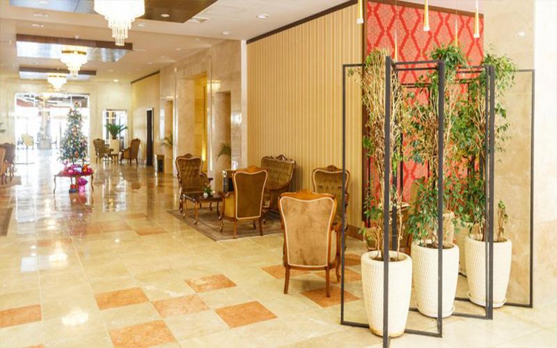 هتل بین الحرمین شیراز