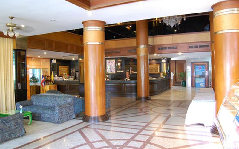 هتل گاردن پاتایا