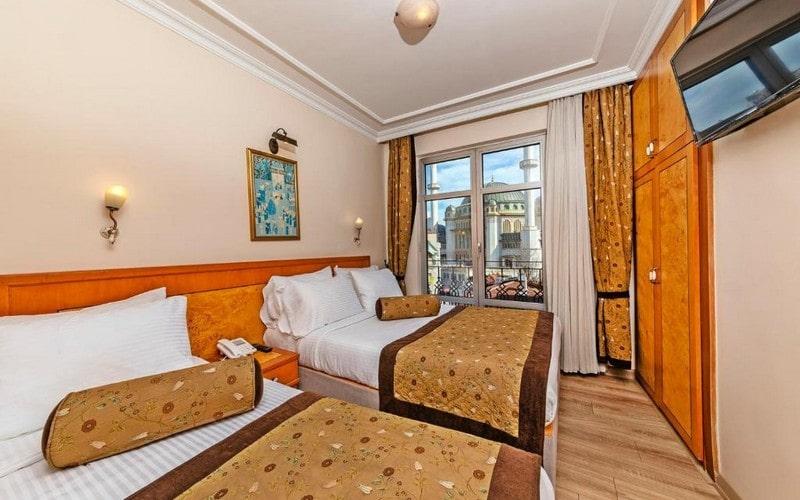 هتل Santa Ottoman Hotel Istanbul