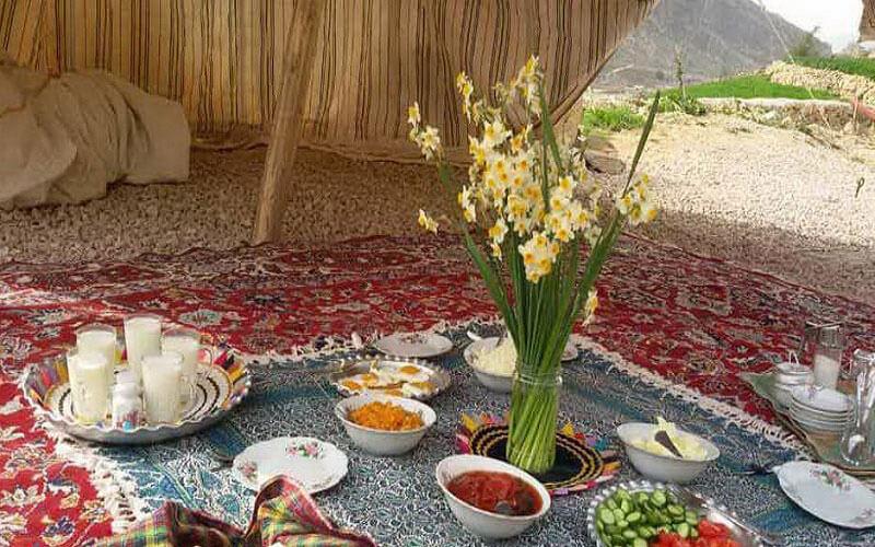 اقامتگاه بوم گردی تنگ چوگان فارس