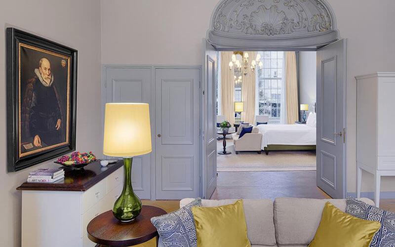 هتل والدورف آستوریا آمستردام