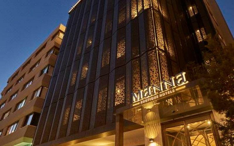 هتل Manna Boutique Hotels Istanbul