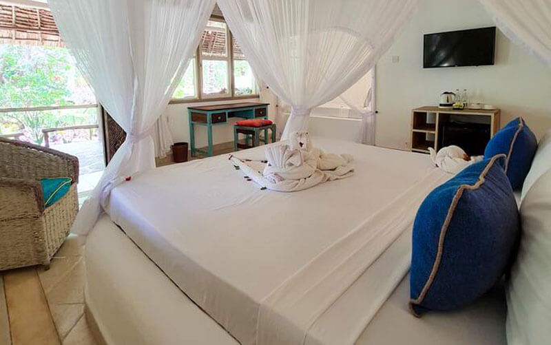 هتل Temple Point Resort Watamu