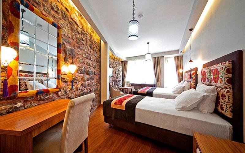 هتل Hippodrome Hotel Istanbul