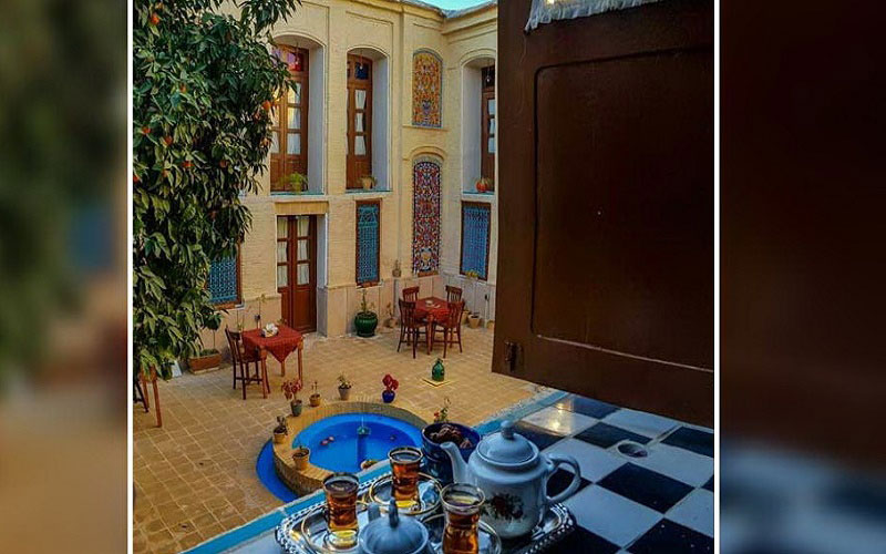 اقامتگاه سنتی پسین شیراز