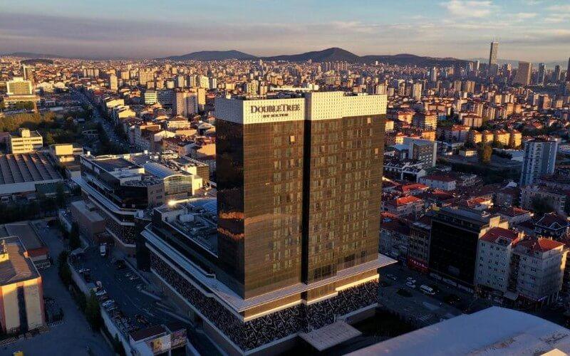 هتل DoubleTree by Hilton Umraniye Istanbul
