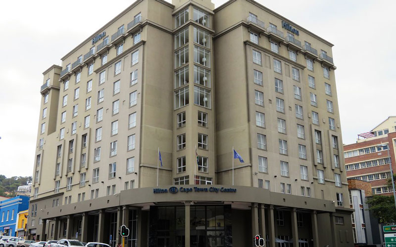هتل هیلتون کیپ تاون سیتی سنتر کیپ تاون
