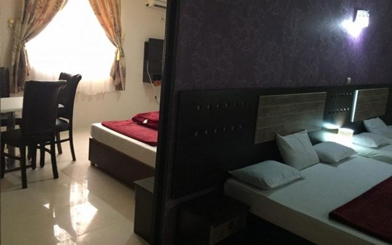 هتل پرشین گلف قشم