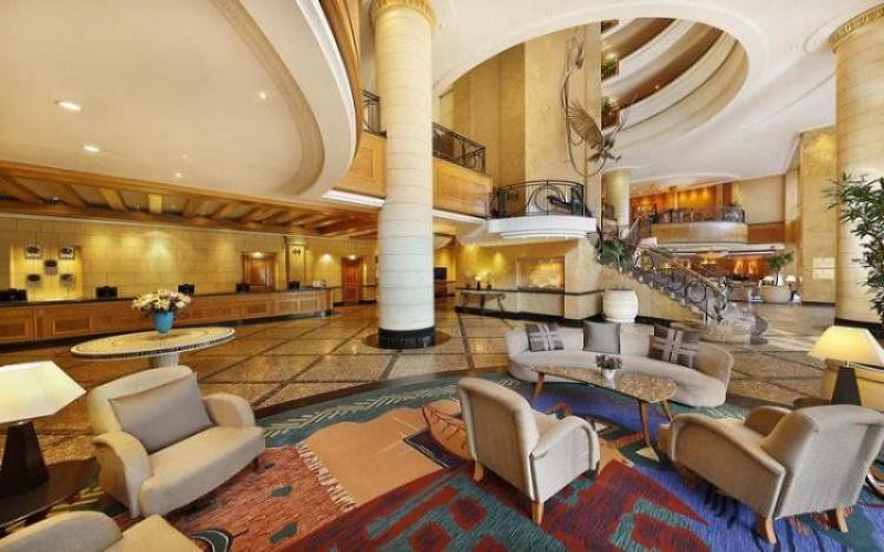 هتل هیلتون سندتون ژوهانسبورگ