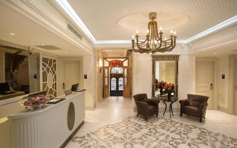 هتل Lounge Hotel Istanbul
