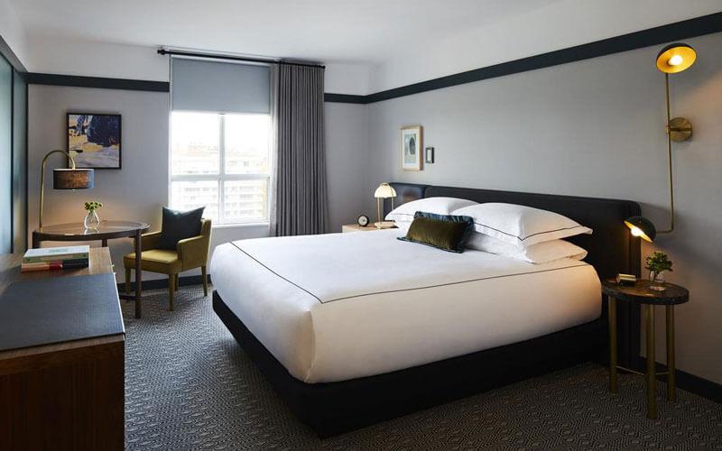 هتل کیمپتون سن جورج تورنتو