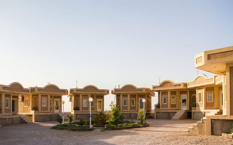 هتل نارنجستان طبس