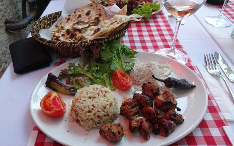رستوران داب اتنیک استانبول