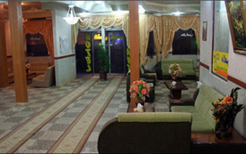 هتل آپارتمان شمس سرعین