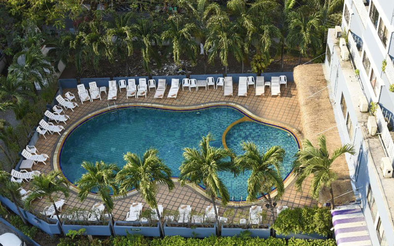 هتل Sawasdee Siam Pattaya