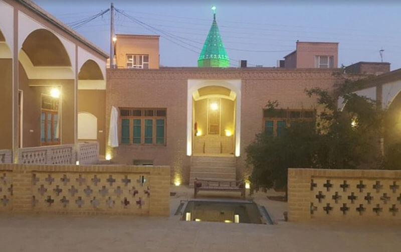 اقامتگاه بومگردی سرای آقا محمد کاشان