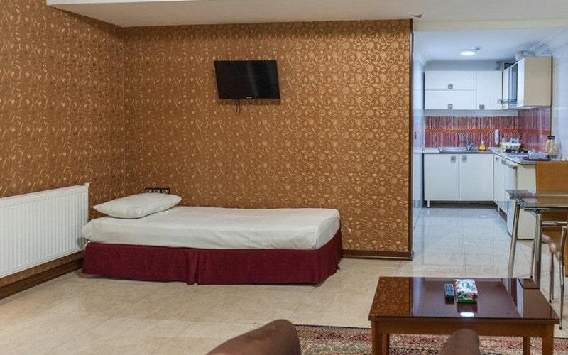 هتل آپارتمان رواق مشهد