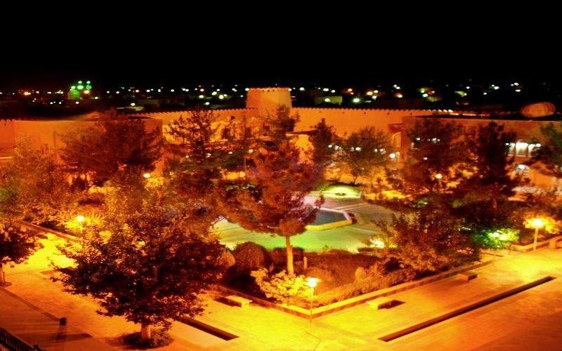 هتل ارگ گوگد گلپایگان