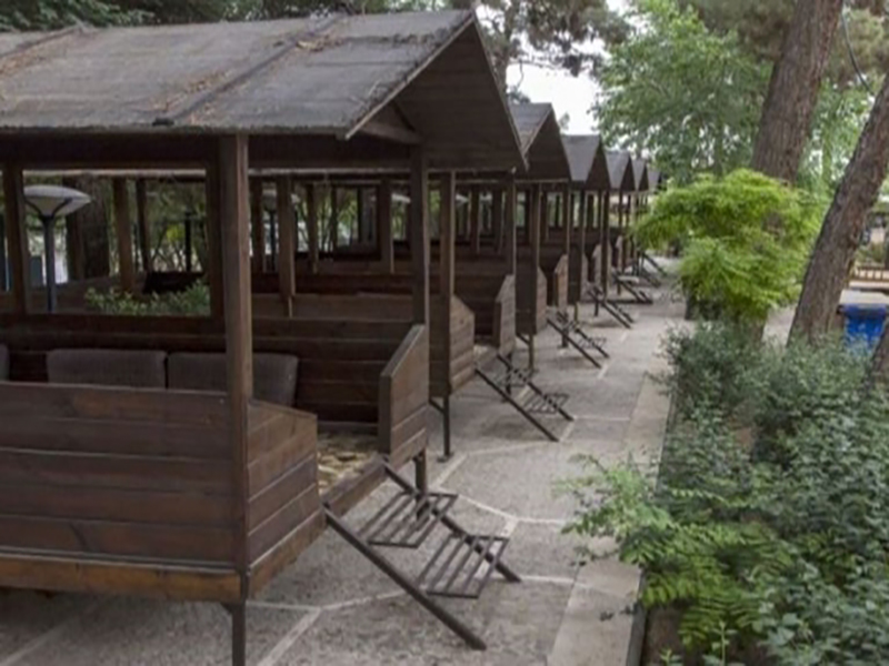 هتل باغسرای اردکان