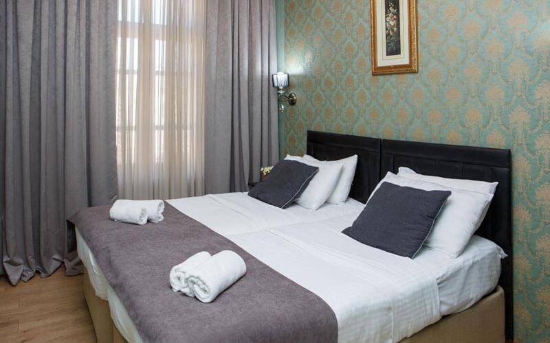 هتل آرک تفلیس
