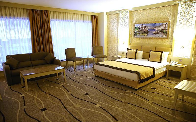 گرند هتل گولسوی استانبول