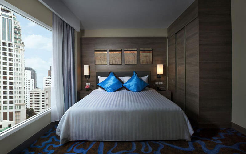 هتل سیتروس سوخومیت ۱۱ کامپس هاسپیتالیتی بانکوک